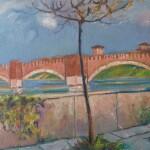 Verona6 45x28 Ponte di Castel Vecchio JPG