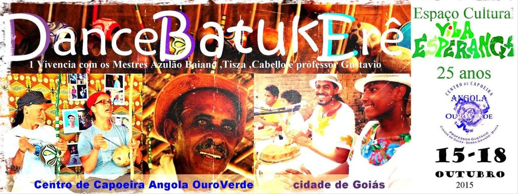 Dance batuquere