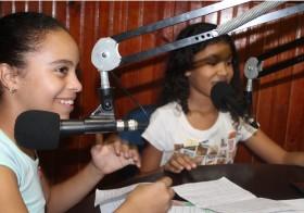 Rádio da Vila está entre os quatro finalistas de Prêmio Nacional.