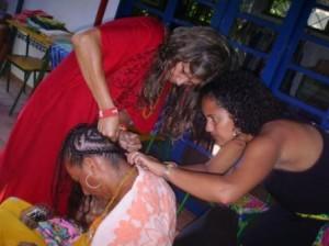 Ojó Odé, vivência afrobrasileira