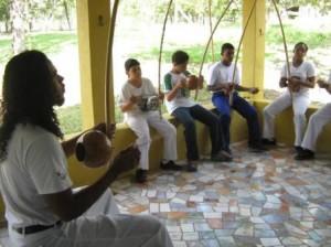 I Encontro de Capoeira do Grupo 29 a 31 de maio de 2009