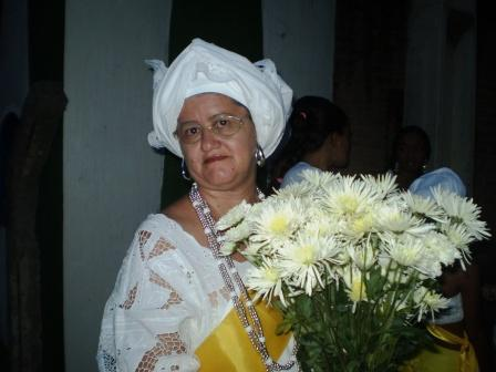 Afoxé Ayó Delê - Xirê Iriti Lonã 2009 - Silma