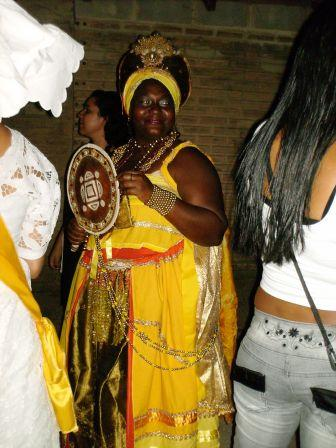Afoxé Ayó Delê - Rainha de Ijexá