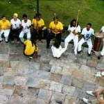 """""""Viva Mestre Pastinha"""" - Roda de Capoeira na Praça do Coreto"""