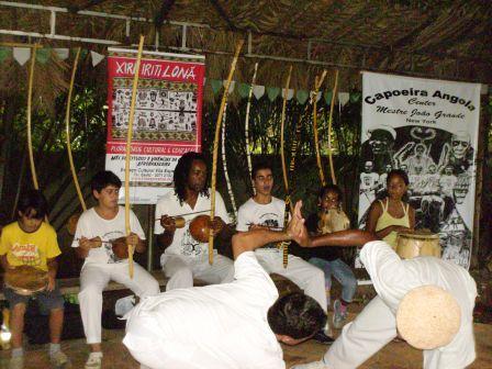"""Viva Mestre Pastinha"" - Roda dos Camburecos"