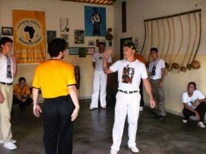 Oficina com Mestre Cabello