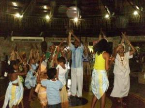 Ojó Odé – Maculelê (dança e toque)