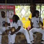 """Roda de Capoeira """"Viva Mestre Pastinha"""" -Gustávio, Medonha e Mestre Xuluca"""