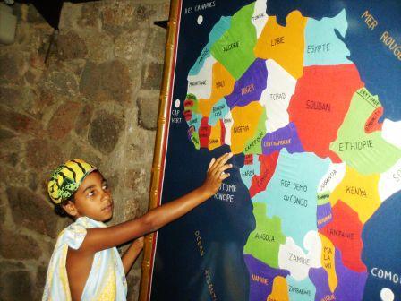 """Ojó Odé Inlá - """"Quem não sabe onde é o Sudão..."""""""