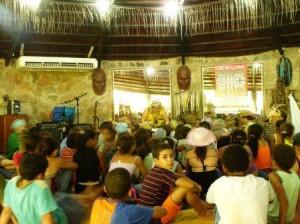 Ojó Odé Inlá - Mito africano