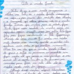 Carta à minha escola - Por Andressa Viana parte 1