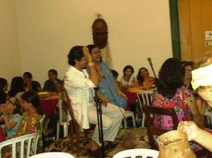 """Ajeun Lobá: """"Comida para o Rei"""" - Roda de Conversa - """"A Boca Multicultural Brasileira"""""""