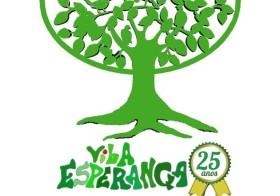 Dia 15 de Outubro 2016 – 25 anos de Vila Esperança. Venha festejar!!!!