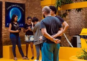 """Vila Esperança recebe """"Diálogos em Trânsito"""" do Fronteira Festival"""