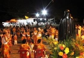 Samba e Jongo na Festa de São Benedito