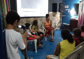 Cine Erê: Educação Das Relações Étnico-Raciais