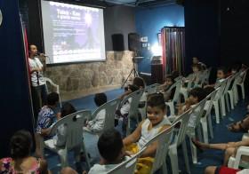 Cine Erê especial mês indígena