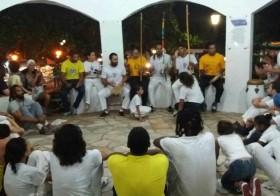 Viajem do Grupo de Capoeira da Vila Esperança à Pirenópolis.