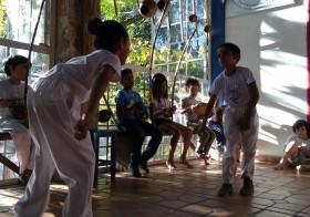 Capoeira Angola na Vila Esperança