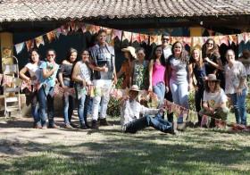 Parada Agroecológica do IFG na Chácara da Vila Esperança.