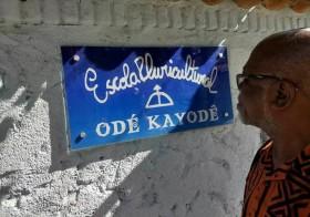 Historiador Africano conhece a Vila Esperança