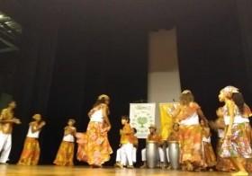 Jongo no Teatro São Joaquim