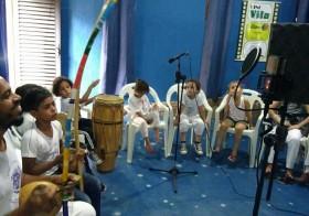 Registro Sonoro da Capoeira