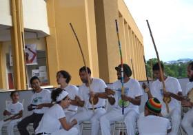 """""""Vila, Lá"""": Roda de Capoeira no IFG"""