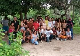 Vivência Agroecológica promovida pelo IFG conta com a parceria da Vila Esperança.