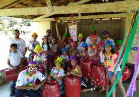 """Vila, lá"" Projeto leva oficina ritmicas à escolas do município de Goiás"