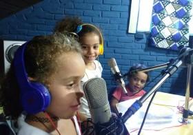 Rádio da Vila, Samba de Roda e Percussão.