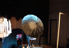 """Corredor para a Fantasia: """"Quando se abrem os guarda chuvas"""""""