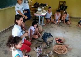 """Vila, lá"" oferece vivência cultural indígena"
