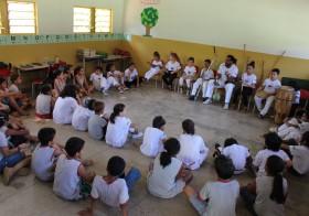 Vila, lá: Roda de Capoeira na Buenolândia