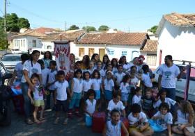 """Escola Pluricultural Odé kayodê é parceira no """"Grito do Cerrado 2018"""""""