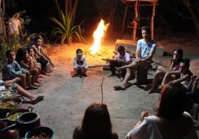 Relato de vivência na Escola Pluricultural Odé Kayodê e Vila Esperança
