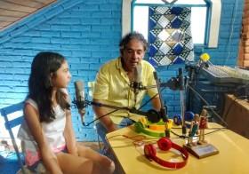 Maya dos Anjos entrevistou Maneco Maracá do Circo Lahetô.