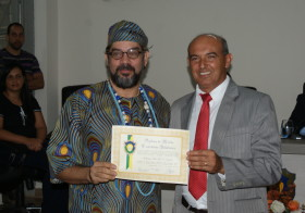 Robson Max recebe Diploma do Mérito Legislativo na Câmara Municipal de Goiás