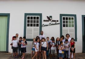 Re-Conhecendo a Cidade de Goiás através dos sentidos