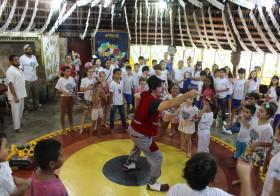 Vivência Cultural com a Escola São José de Goiânia