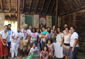 Troca de saberes com o Quilombo Tiririca dos Crioulos/PE