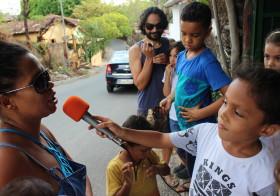 Pequenos Repórteres de Rua
