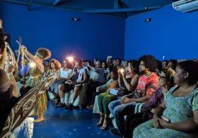 """Lançamento do livro """"Revolução Africana"""" na Casa da Lua"""