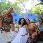 Educadoras na Escola da Vila