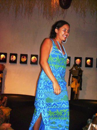 Desfile Afro no Museu das Bandeiras
