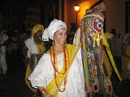 Afoxé Ayó Delê - Xirê Iriti Lonã 2009