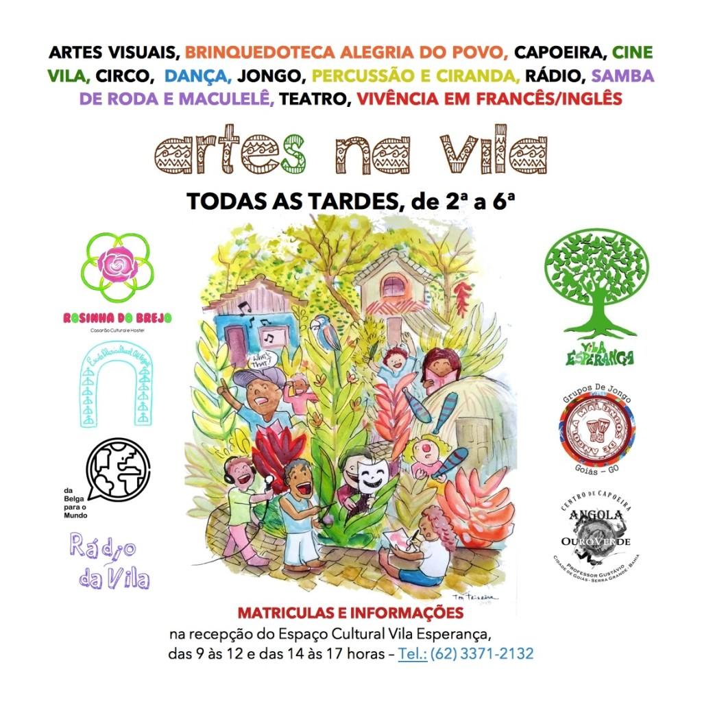 artes na vila_facebook perfil